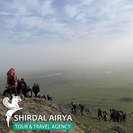 Iran Mountaineering Tour