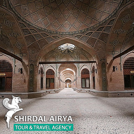 Qazvin Walking Tour